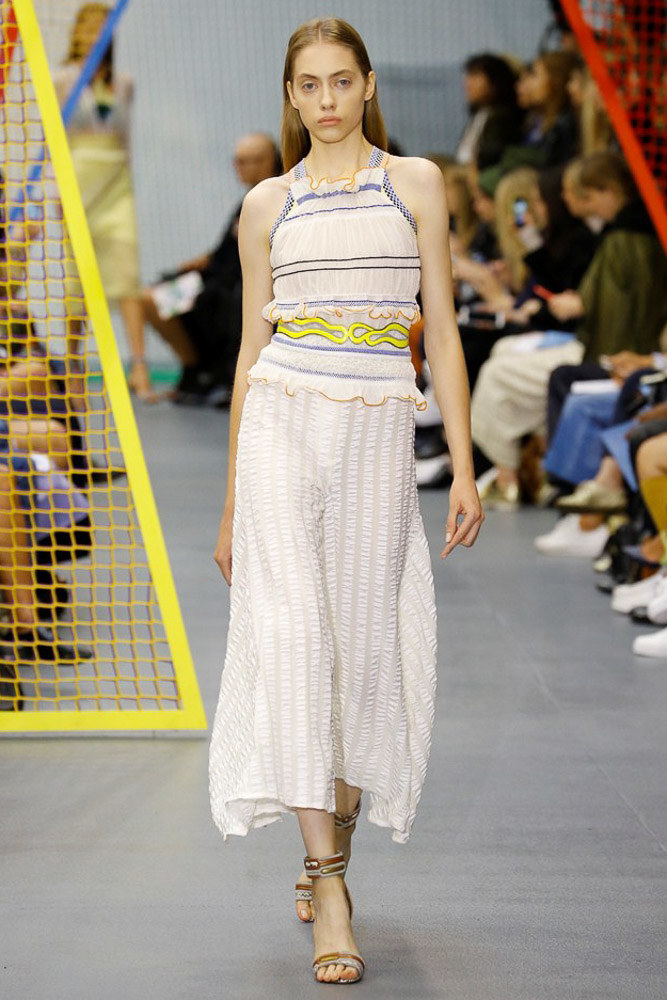 Peter Pilotto Ready To Wear SS 2016 LFW (17)