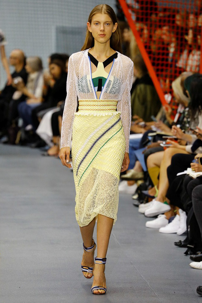 Peter Pilotto Ready To Wear SS 2016 LFW (18)