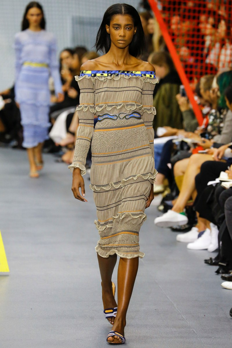 Peter Pilotto Ready To Wear SS 2016 LFW (27)