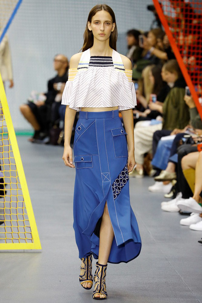 Peter Pilotto Ready To Wear SS 2016 LFW (3)