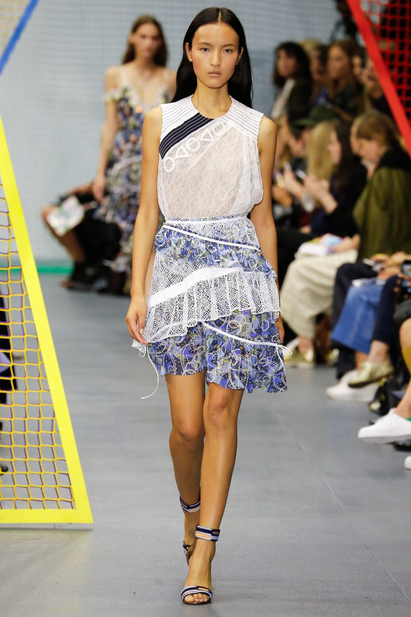 Peter Pilotto Ready To Wear SS 2016 LFW (31)