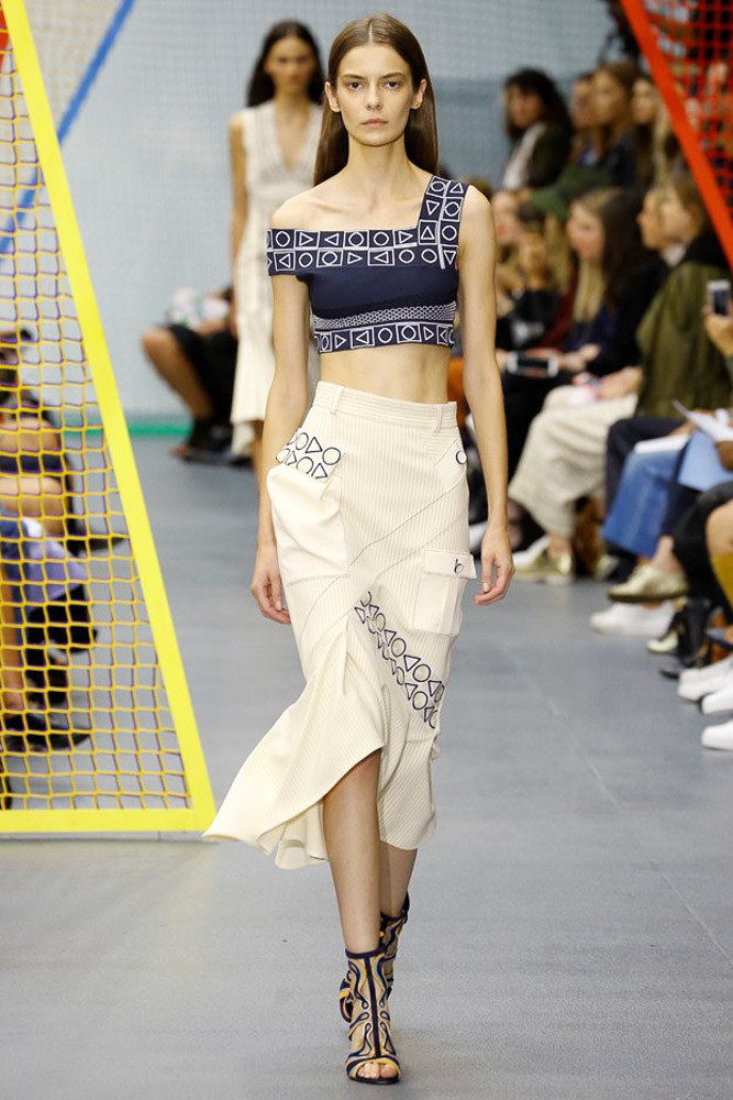 Peter Pilotto Ready To Wear SS 2016 LFW (5)