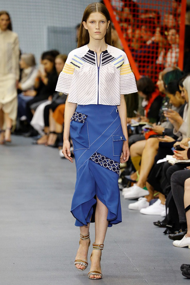 Peter Pilotto Ready To Wear SS 2016 LFW (8)
