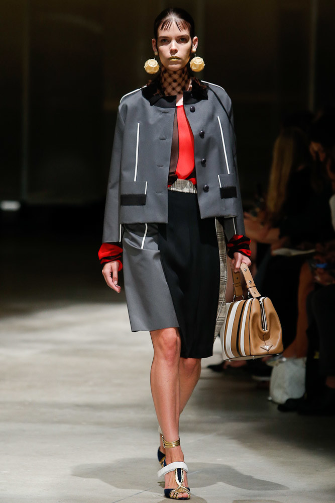 Prada Ready To Wear SS 2016 MFW (2)