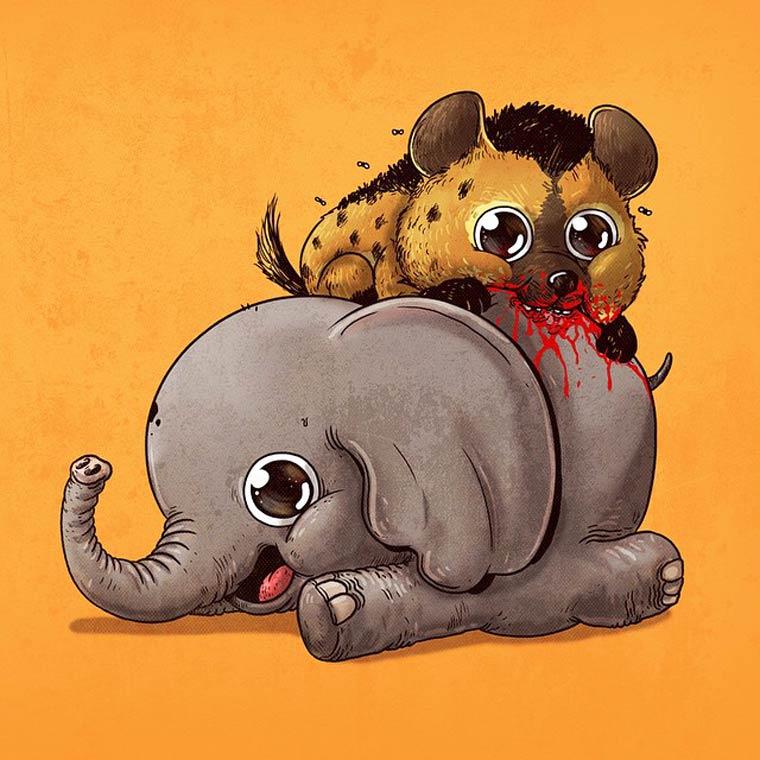 Predator vs. Prey by Alex Solis (16)