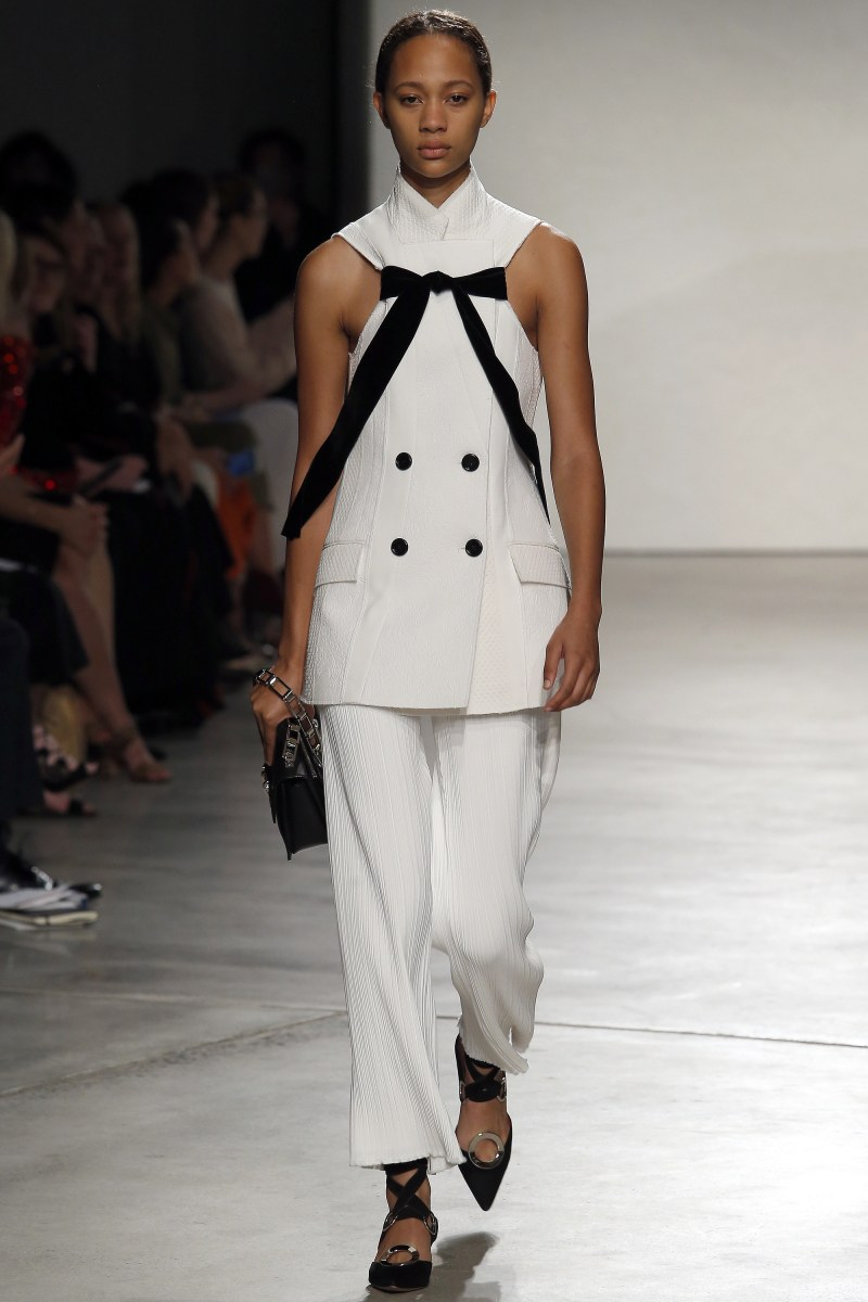 Proenza Schouler Ready To Wear SS 2016 NYFW (1)
