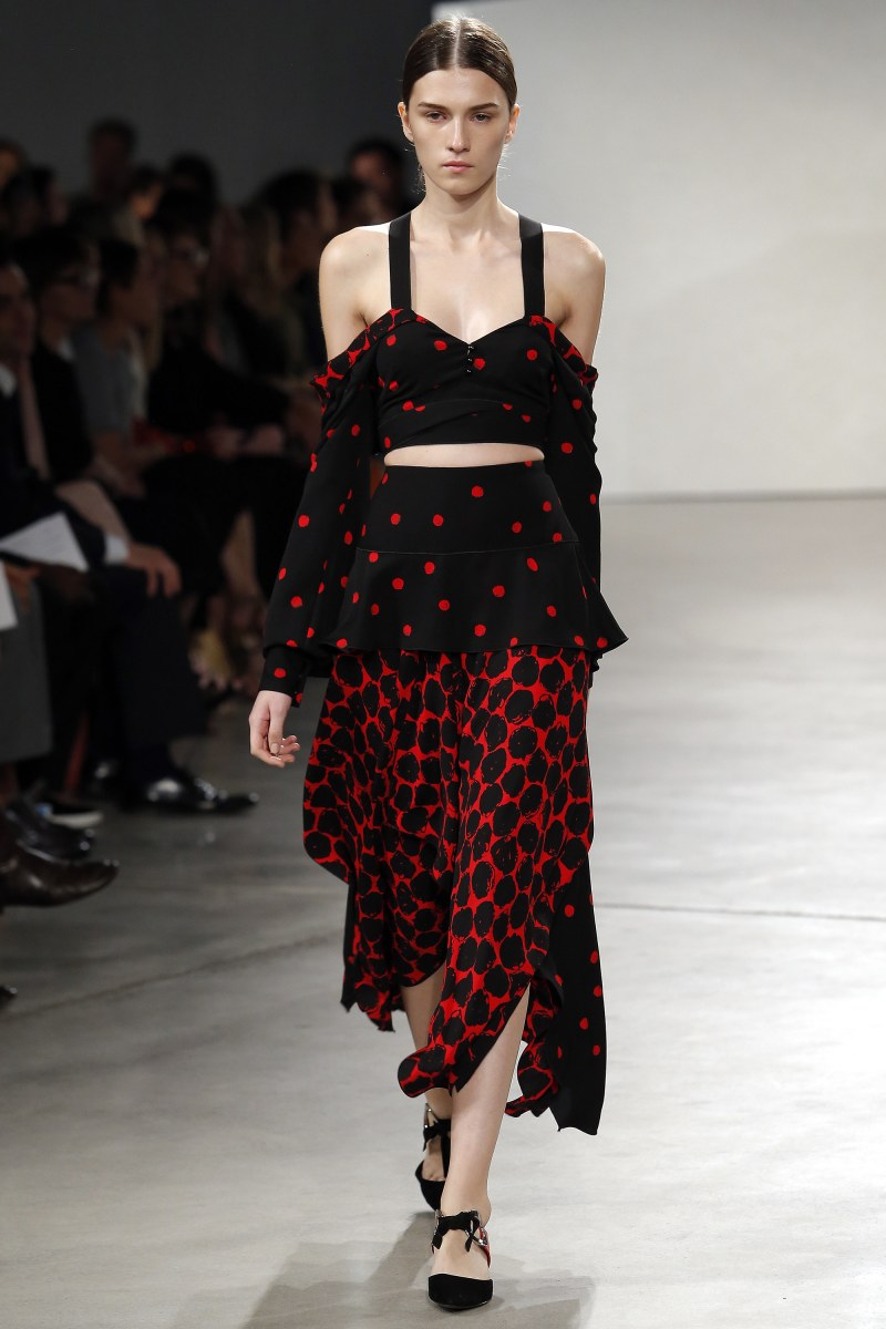 Proenza Schouler Ready To Wear SS 2016 NYFW (17)