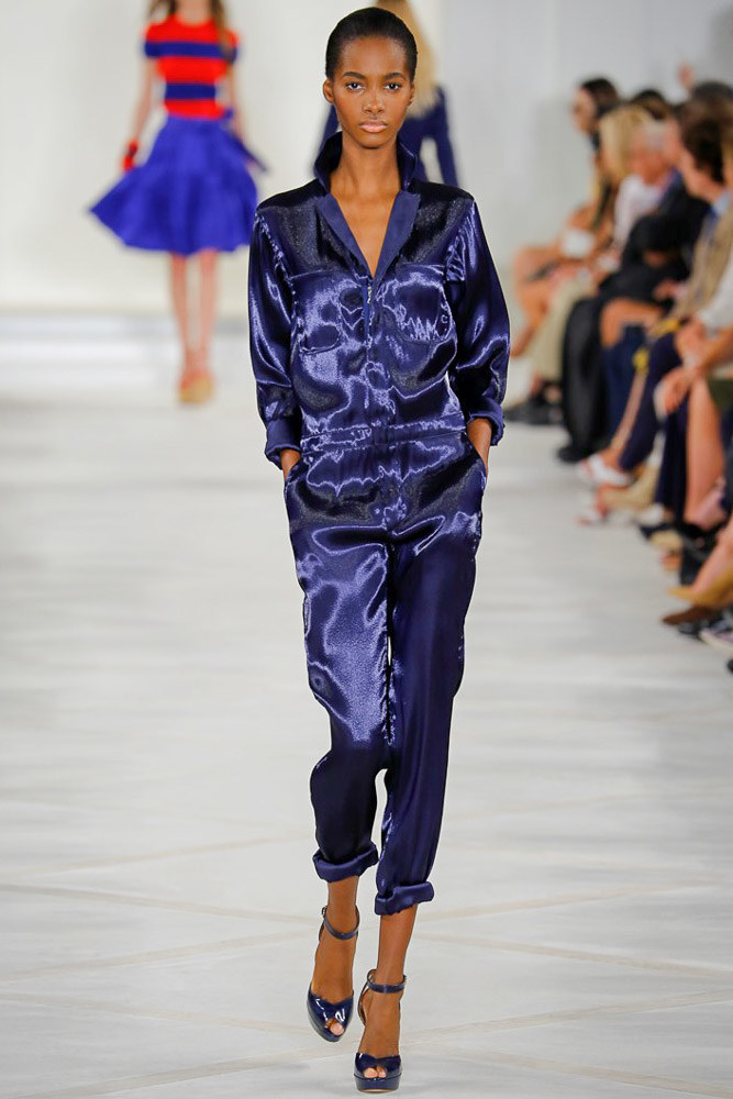 Ralph Lauren Ready To Wear SS 2016 NYFW (12)