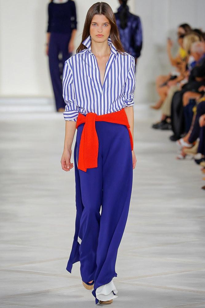 Ralph Lauren Ready To Wear SS 2016 NYFW (14)