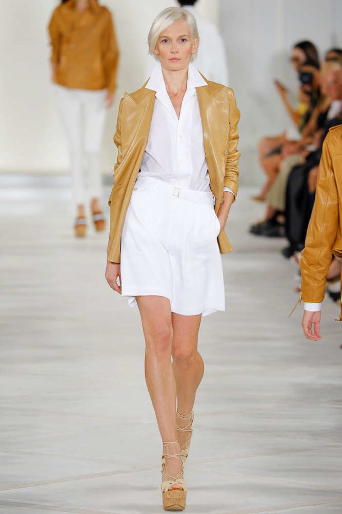 Ralph Lauren Ready To Wear SS 2016 NYFW (26)