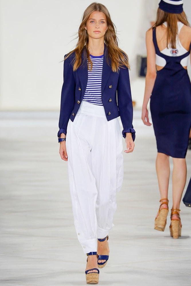 Ralph Lauren Ready To Wear SS 2016 NYFW (5)