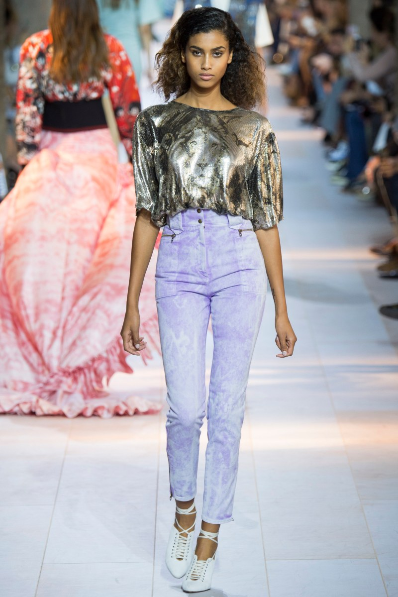 Roberto Cavalli Ready To Wear SS 2016 MFW (11)