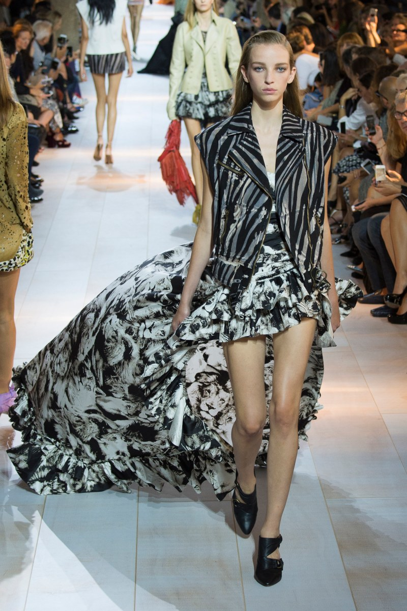 Roberto Cavalli Ready To Wear SS 2016 MFW (28)