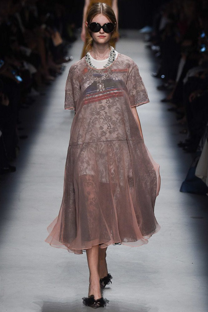 Rochas Ready To Wear SS 2016 PFW (26)