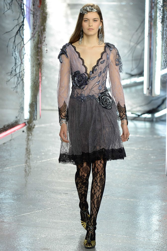 Rodarte Ready To Wear SS 2016 NYFW (25)