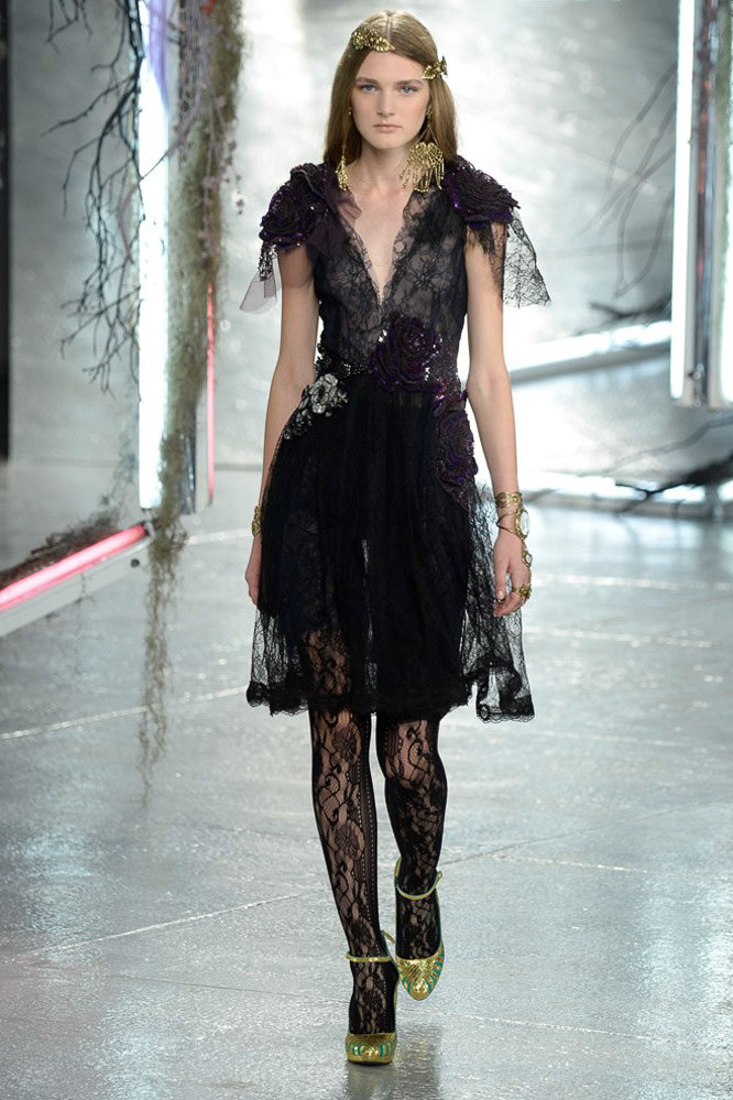 Rodarte Ready To Wear SS 2016 NYFW (26)