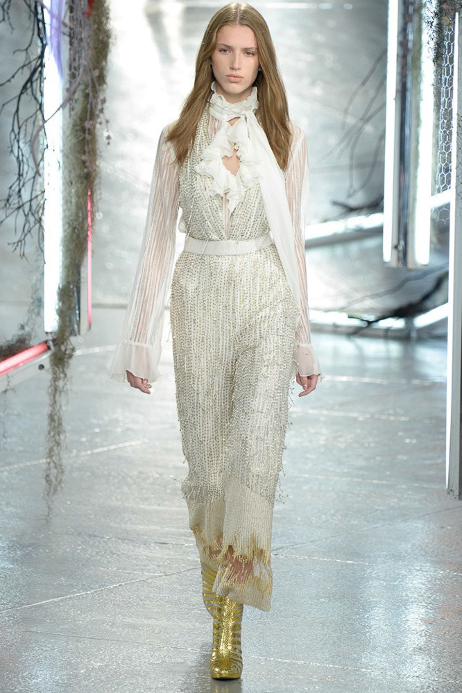Rodarte Ready To Wear SS 2016 NYFW (28)