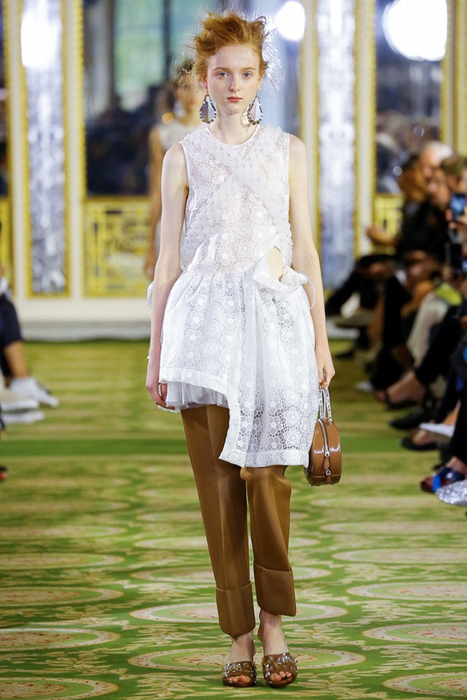 Simone Rocha Ready To Wear SS 2016 LFW (37)