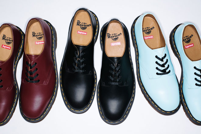 Supreme x Dr. Martens AW 2015 Collection (4)