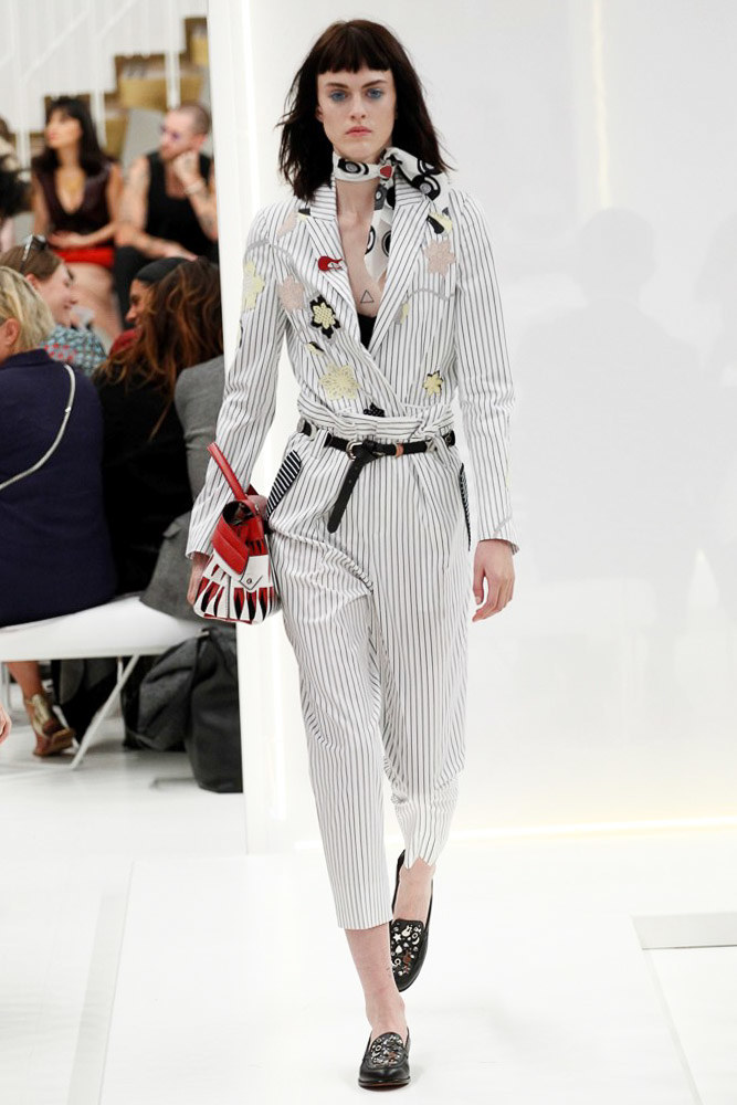Tod's Ready To Wear SS 2016 MFW (2)
