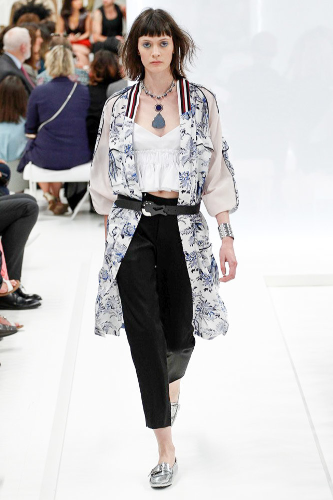 Tod's Ready To Wear SS 2016 MFW (20)