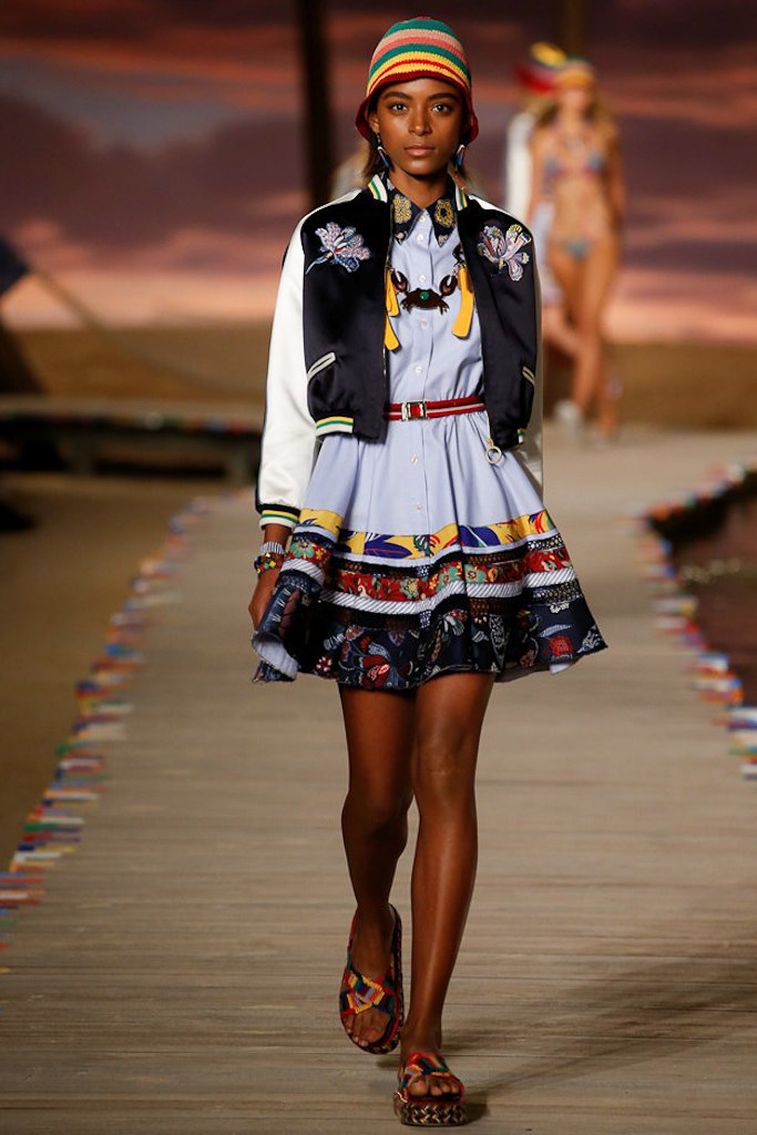 Tommy Hilfiger Ready To Wear SS 2016 NYFW (7)