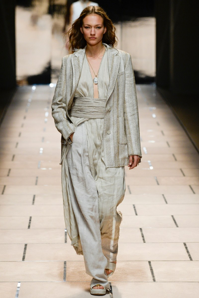 Trussardi Ready To Wear SS 2016 MFW (1)