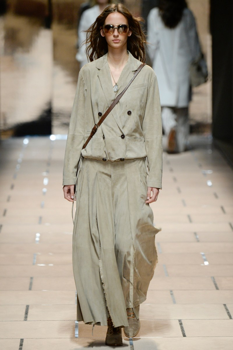 Trussardi Ready To Wear SS 2016 MFW (10)