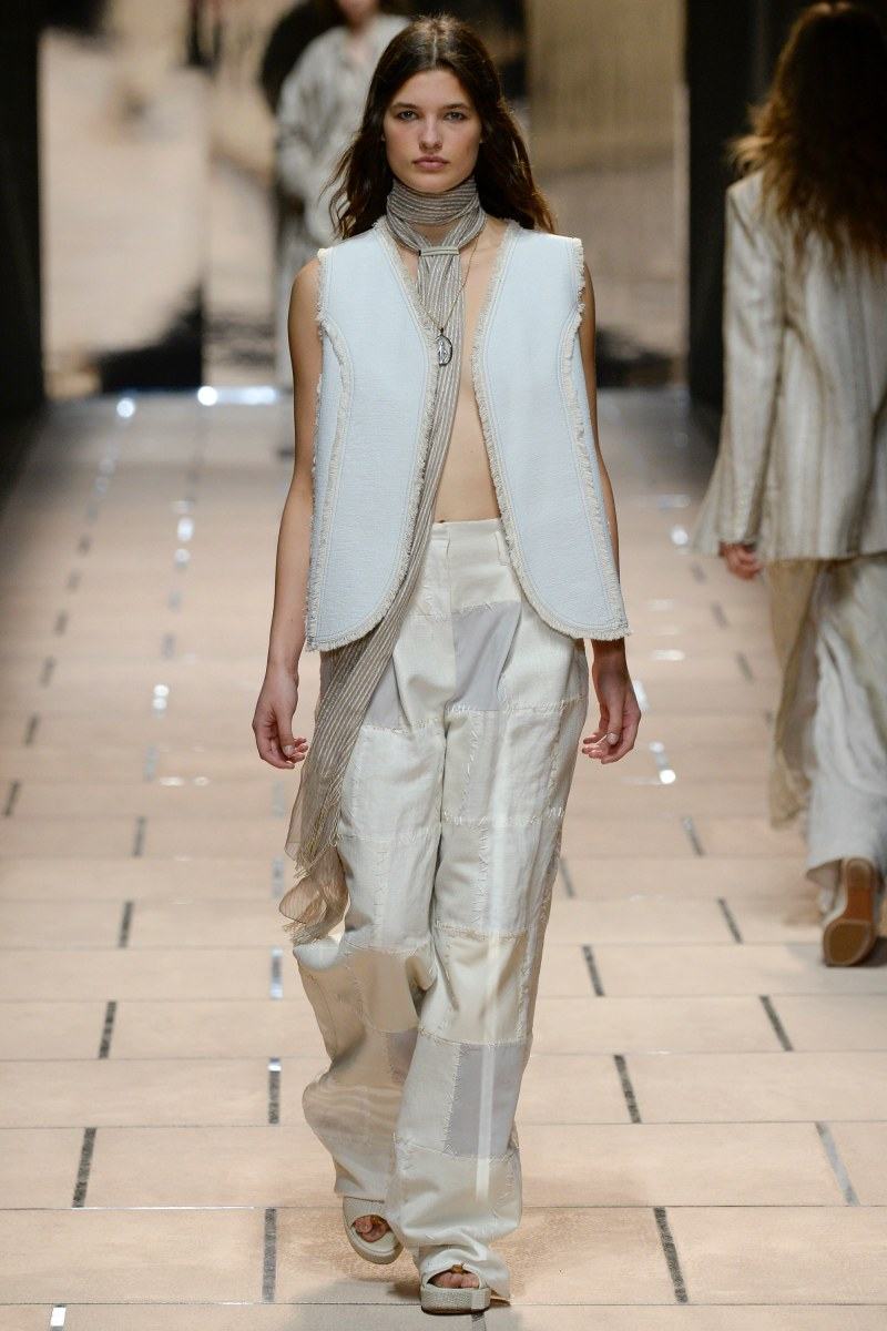 Trussardi Ready To Wear SS 2016 MFW (2)