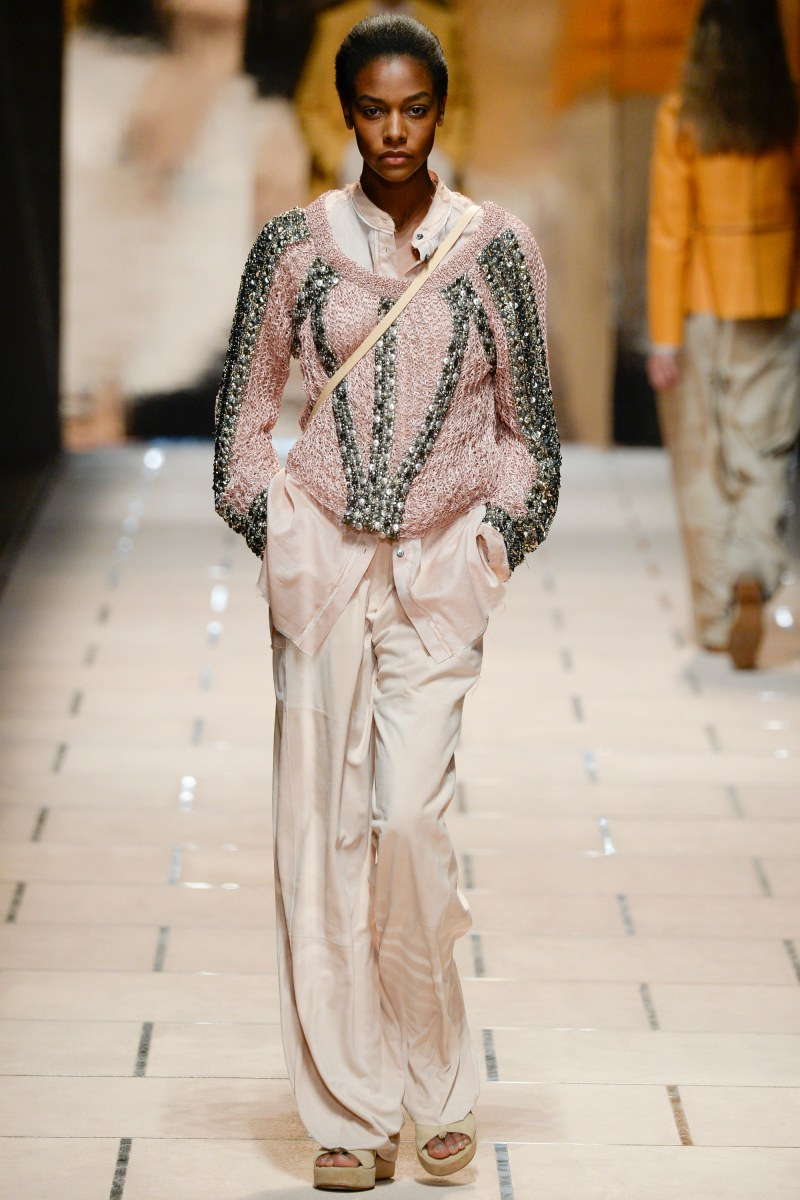 Trussardi Ready To Wear SS 2016 MFW (20)