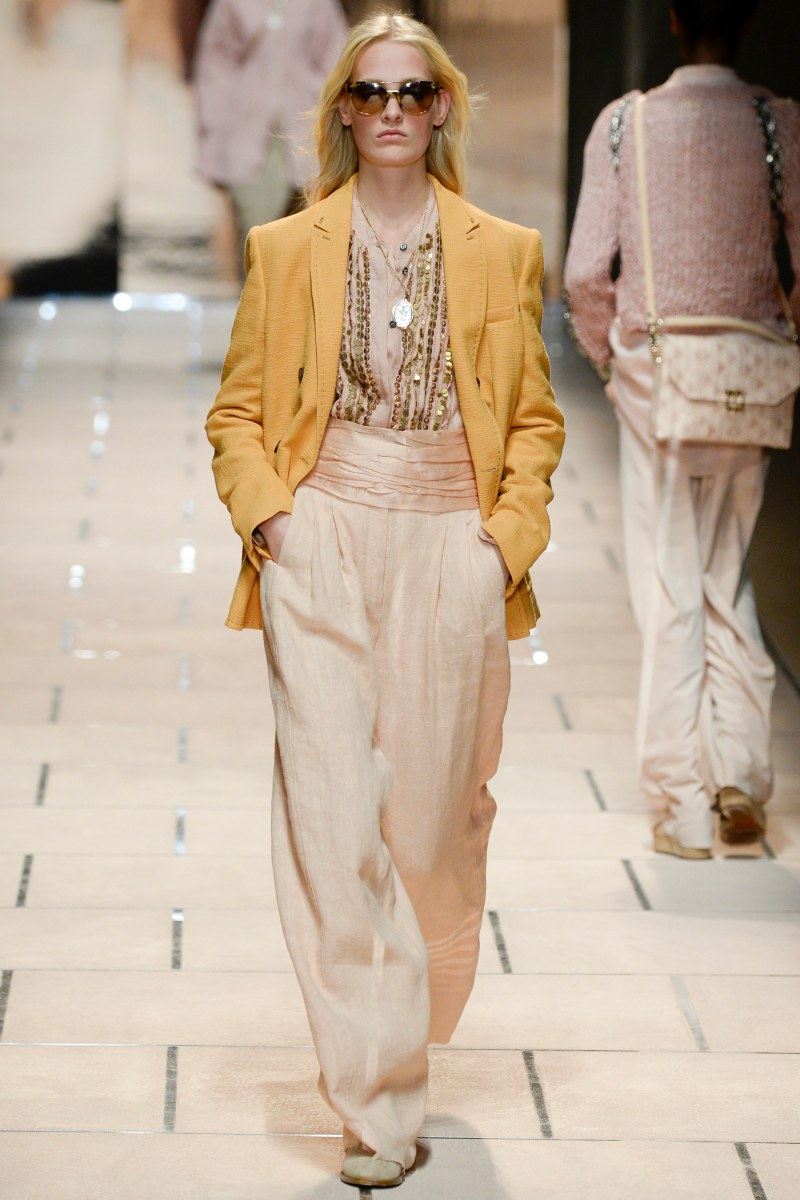 Trussardi Ready To Wear SS 2016 MFW (21)