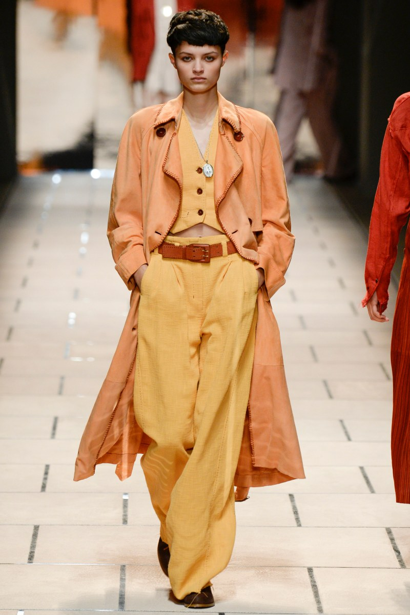 Trussardi Ready To Wear SS 2016 MFW (25)