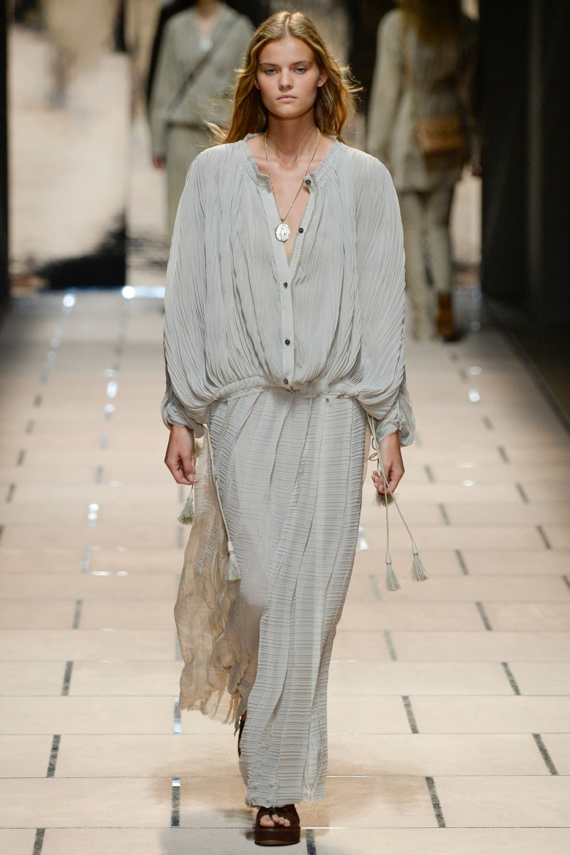 Trussardi Ready To Wear SS 2016 MFW (9)