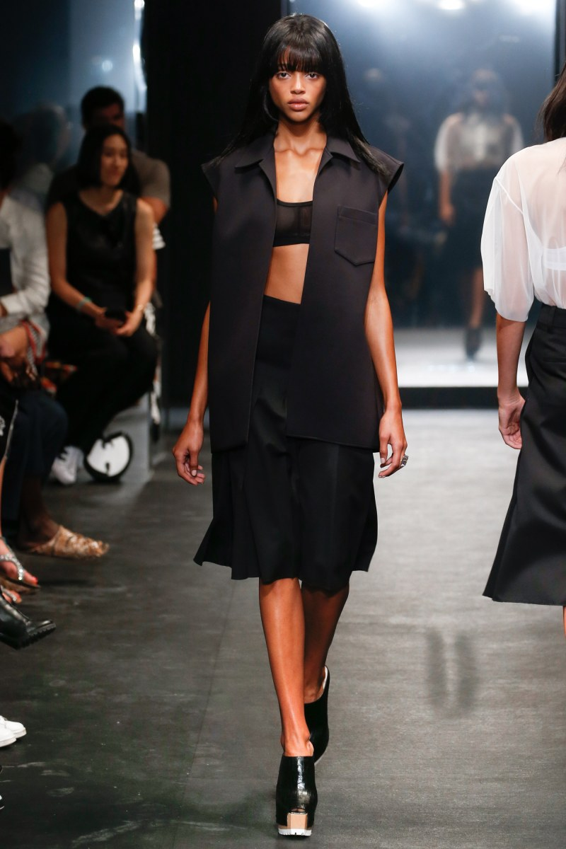 Vera Wang Ready To Wear SS 2016 NYFW (11)