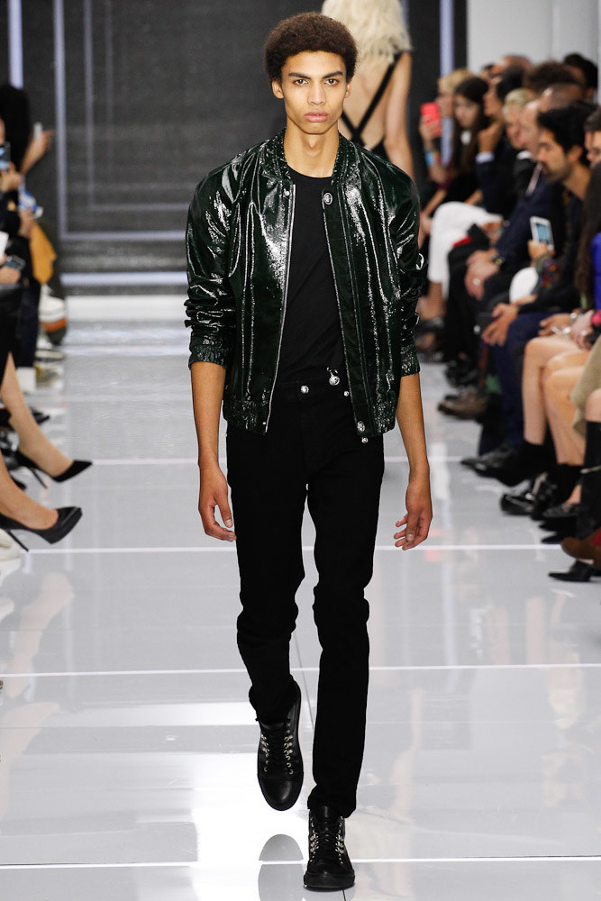 Versus Versace Ready To Wear SS 2016 LFW (15)