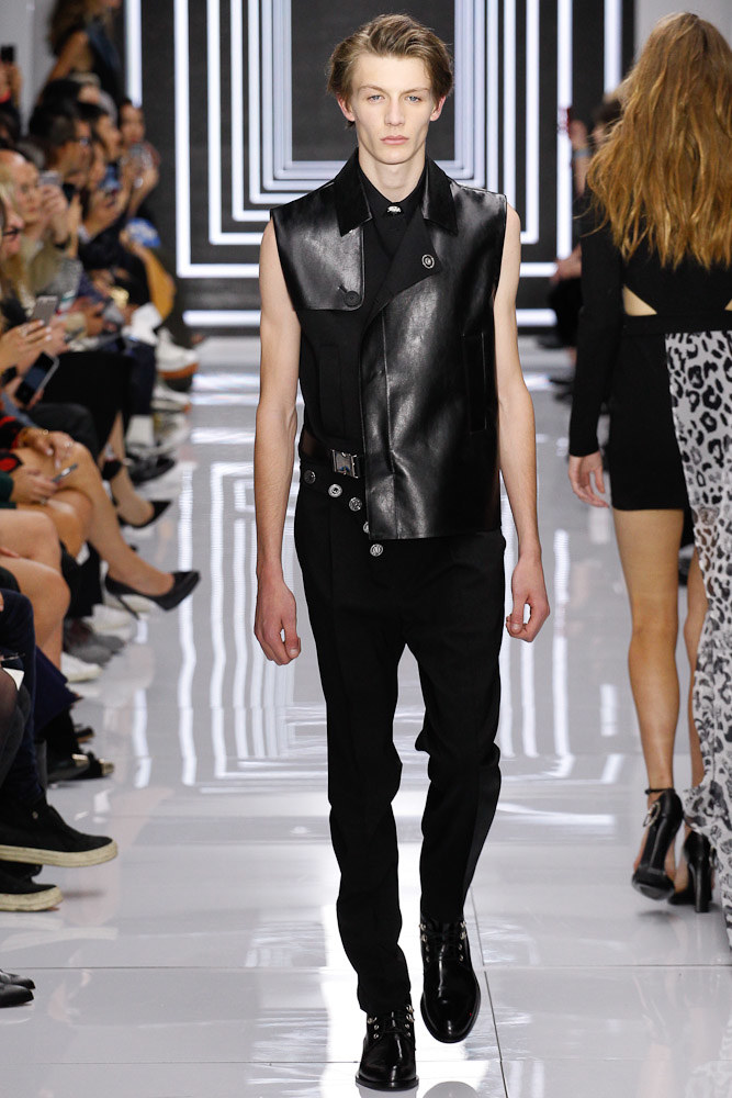 Versus Versace Ready To Wear SS 2016 LFW (31)
