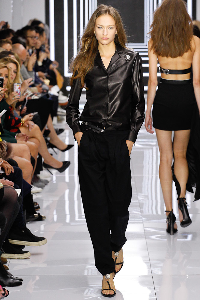 Versus Versace Ready To Wear SS 2016 LFW (33)