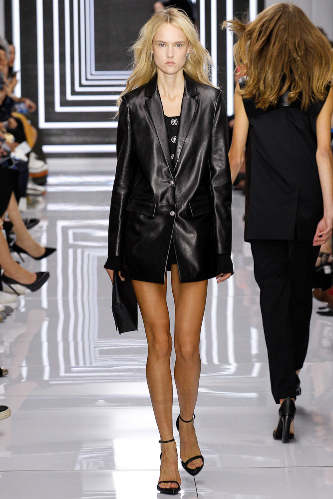 Versus Versace Ready To Wear SS 2016 LFW (35)