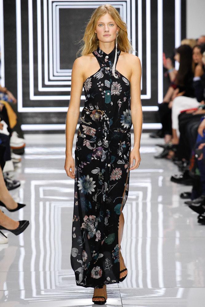 Versus Versace Ready To Wear SS 2016 LFW (52)