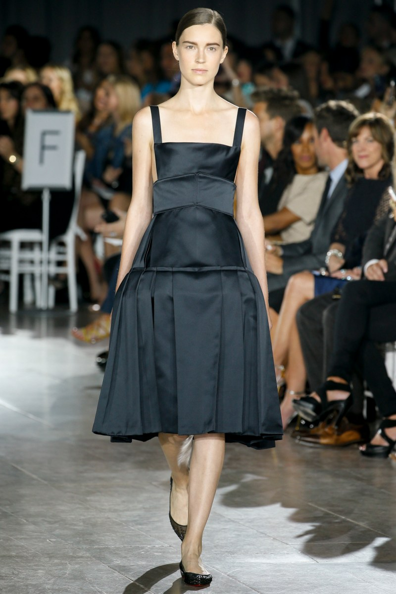 Zac Posen Ready To Wear SS 2016 NYFW (18)