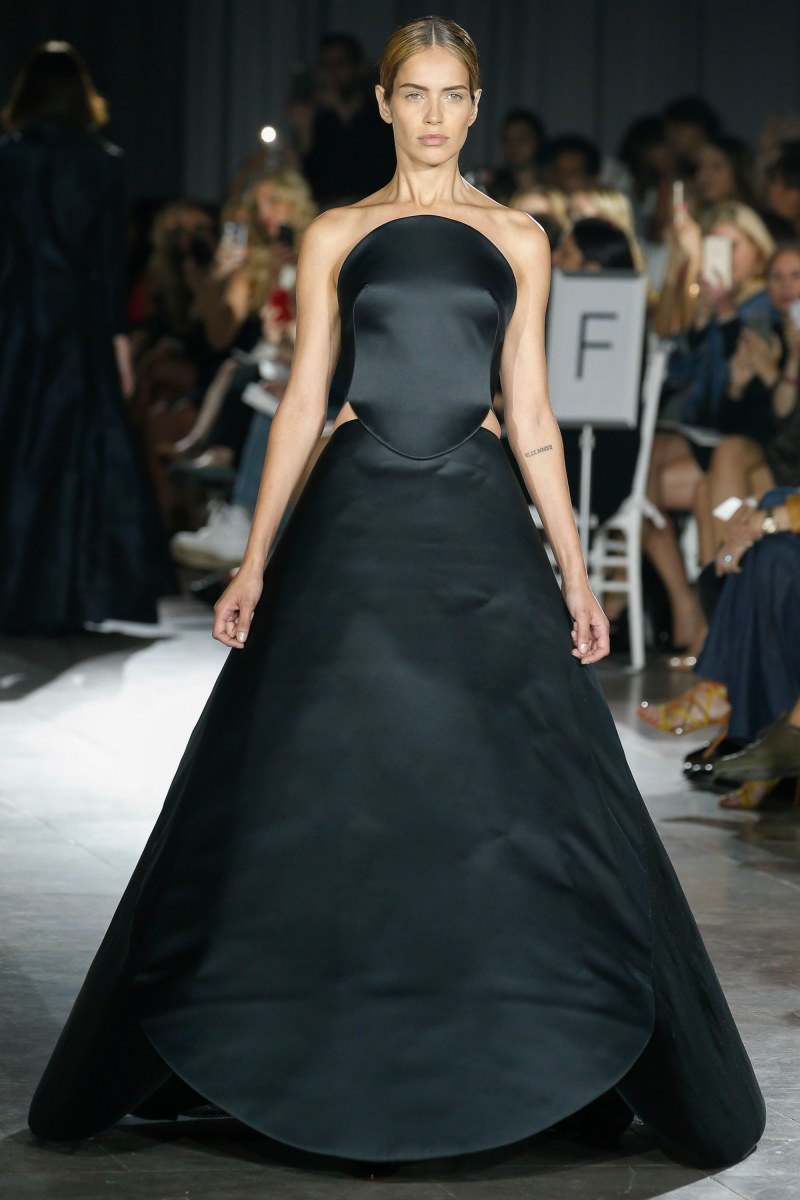 Zac Posen Ready To Wear SS 2016 NYFW (23)