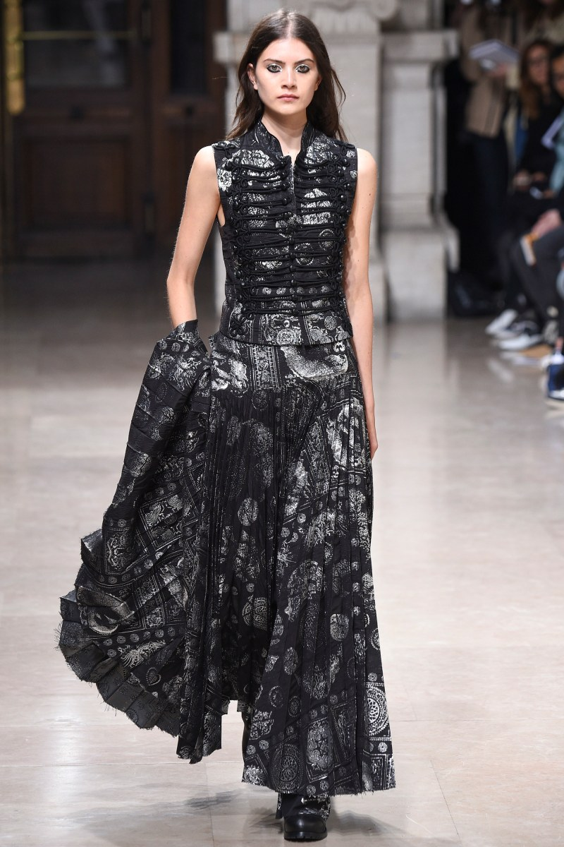 A.F. Vandevorst Ready To Wear SS 2016 PFW (16)