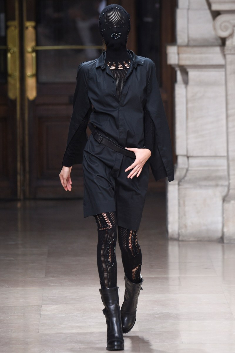 A.F. Vandevorst Ready To Wear SS 2016 PFW (32)