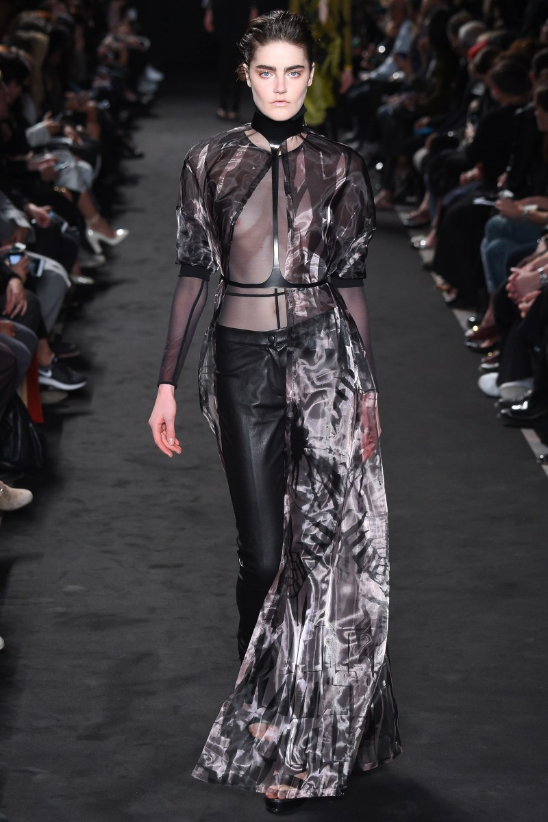 Ann Demeulemeester Ready To Wear SS 2016 PFW (20)