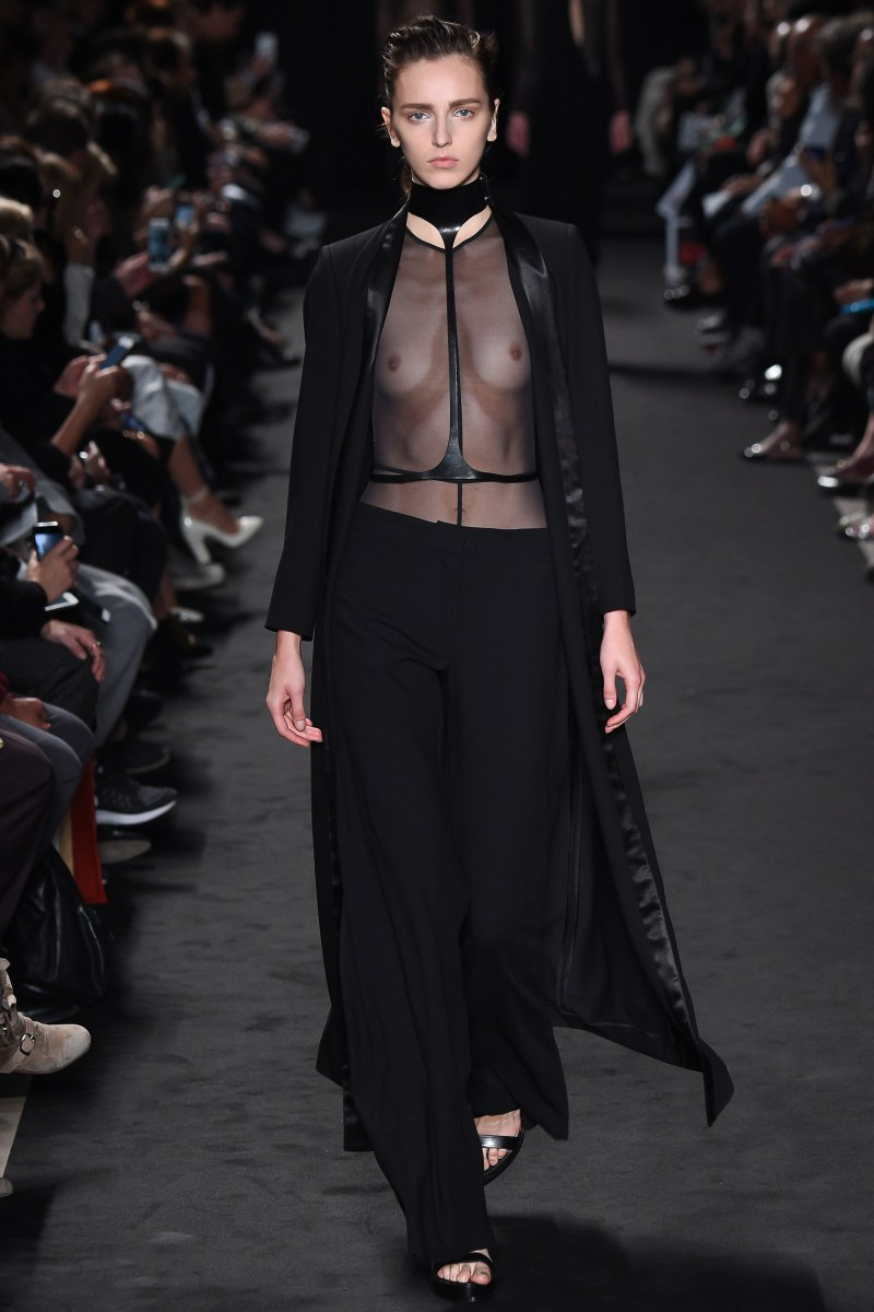 Ann Demeulemeester Ready To Wear SS 2016 PFW (28)