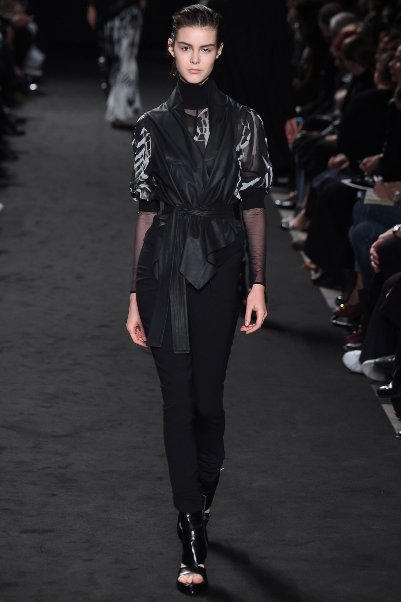 Ann Demeulemeester Ready To Wear SS 2016 PFW (6)