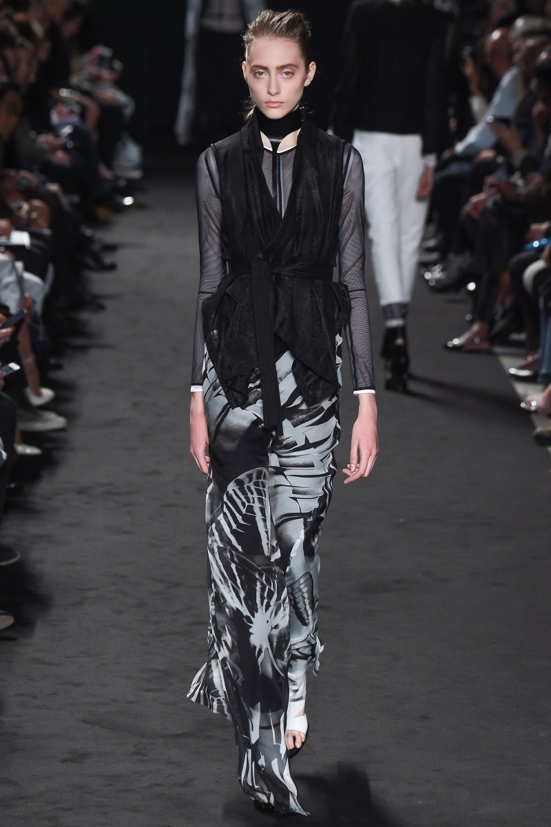 Ann Demeulemeester Ready To Wear SS 2016 PFW (8)