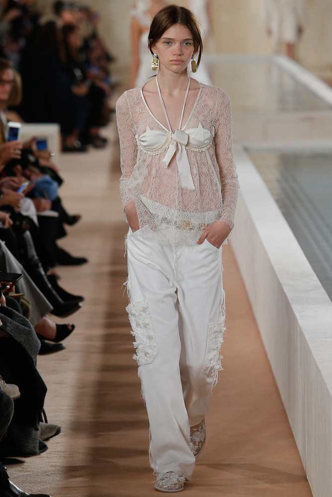 Balenciaga Ready To Wear SS 2016 PFW (20)