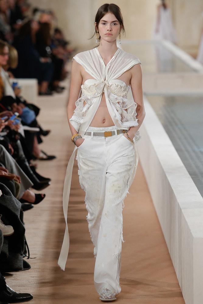 Balenciaga Ready To Wear SS 2016 PFW (34)