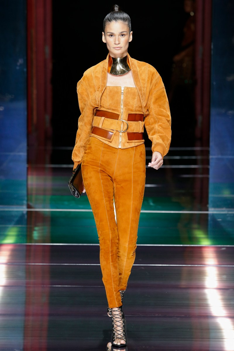 Balmain Ready To Wear SS 2016 PFW (1)